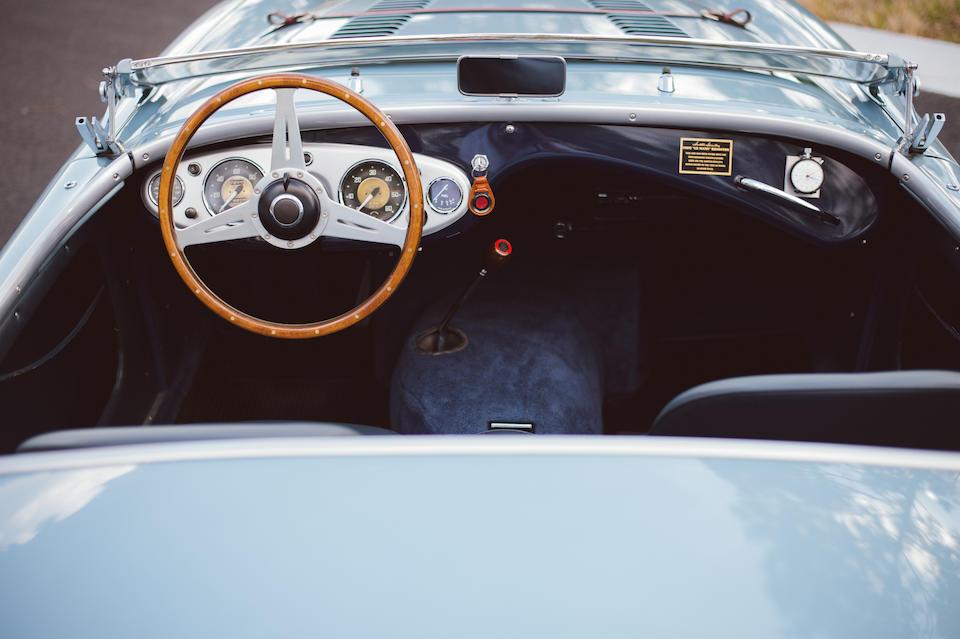 <b>1956 Austin-Healey 100 BN2 Le Mans</b><br />Chassis no. BN22-L/229678<br />Engine no. 1B/229678