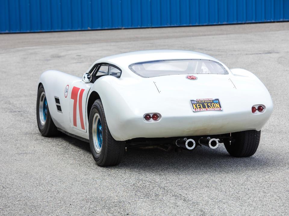<b>1959 Kellison J-4R Coupe</b><br />Chassis no. 3970020