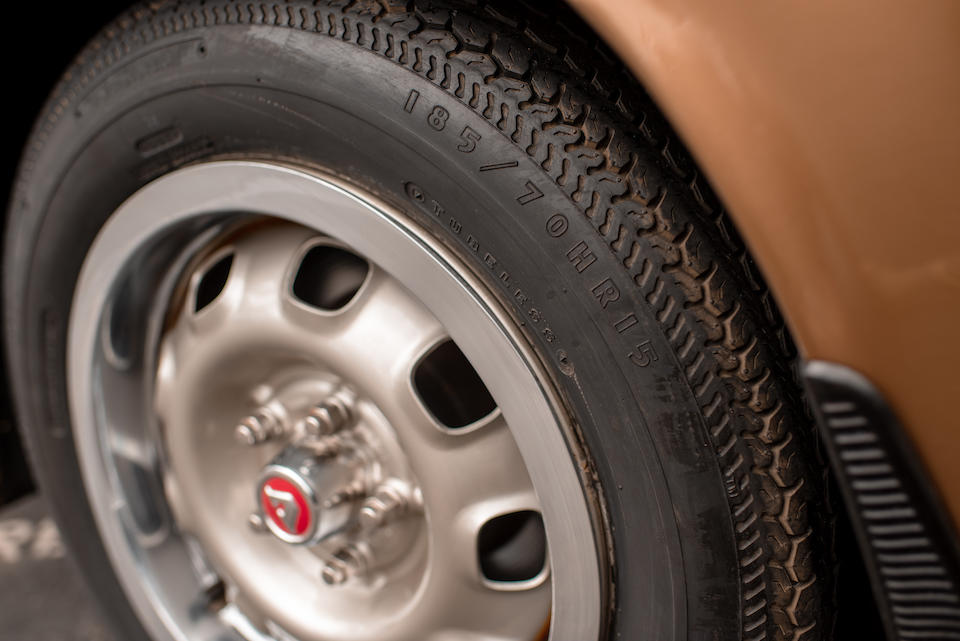 <b>1973 Volvo P1800 ES Sport Wagon</b><br />Chassis no. 1836354-007532<br />Engine no. 5429