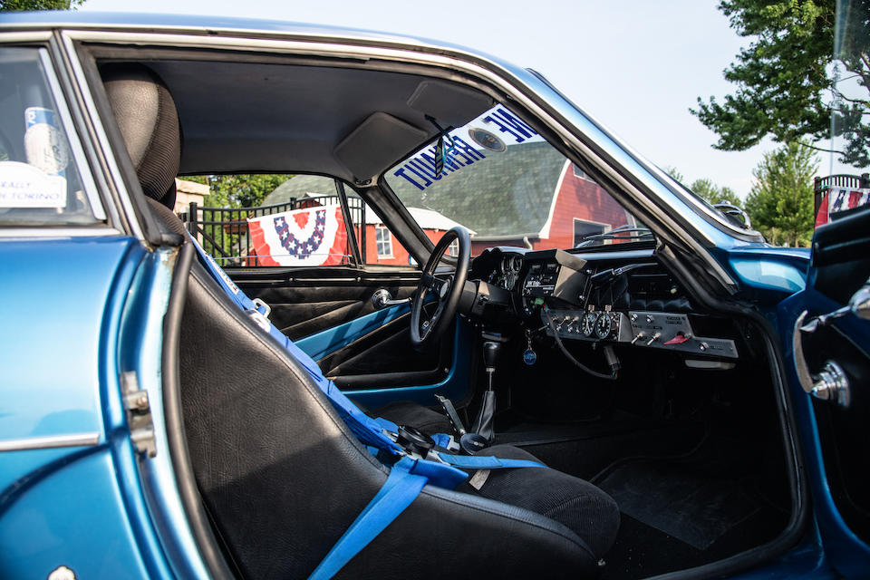 <b>1971 Alpine A110 1600S Group IV</b><br />Chassis no. A110 17294<br />Engine no. 80725