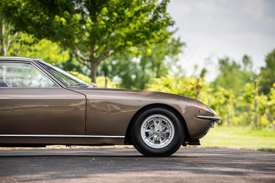 <b>1968 Lamborghini Islero 400 GT</b><br />Chassis no. 6243&#8232;<br />Engine no. 2254 (see text)