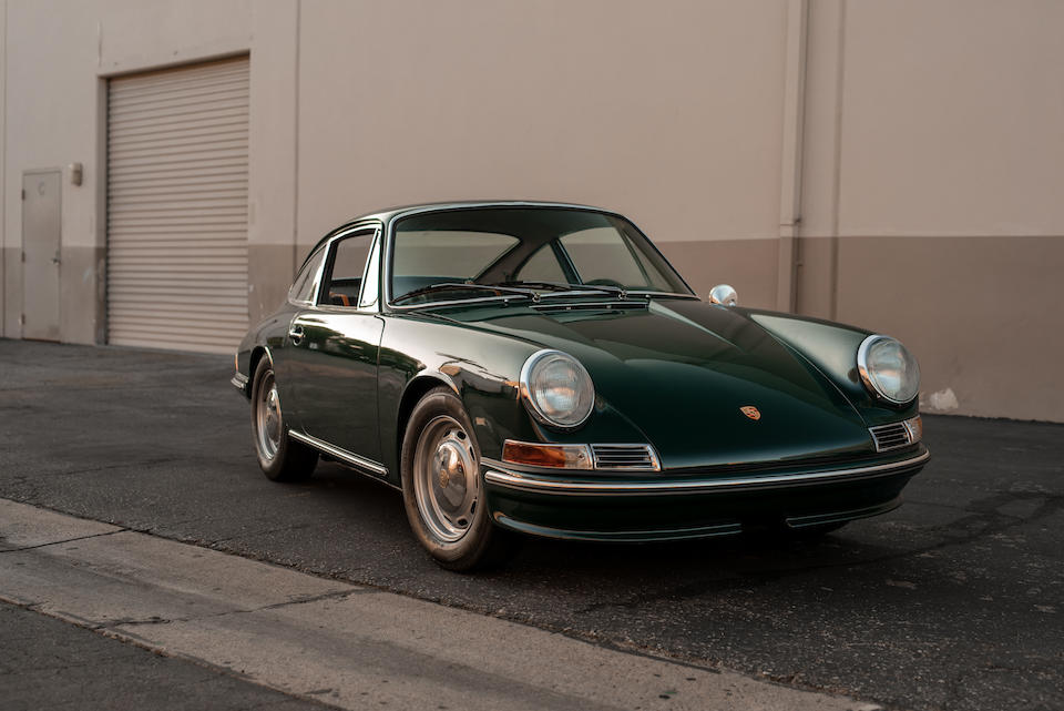 <b>1968 Porsche 912 Coupe</b><br />Chassis no. 12802634 <br />Engine no. 1282450