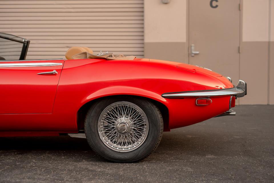 <b>1973 Jaguar E-Type Series III V12</b><br />Chassis no. UD1S21568