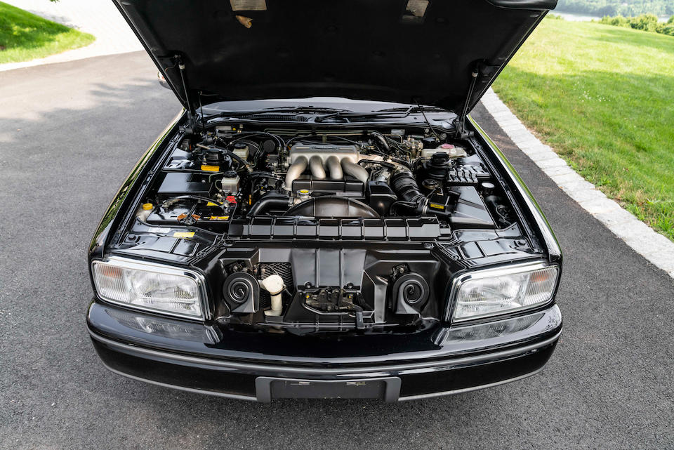 <b>1991 Nissan President Sovereign</b><br />Chassis no. JHG50-004220