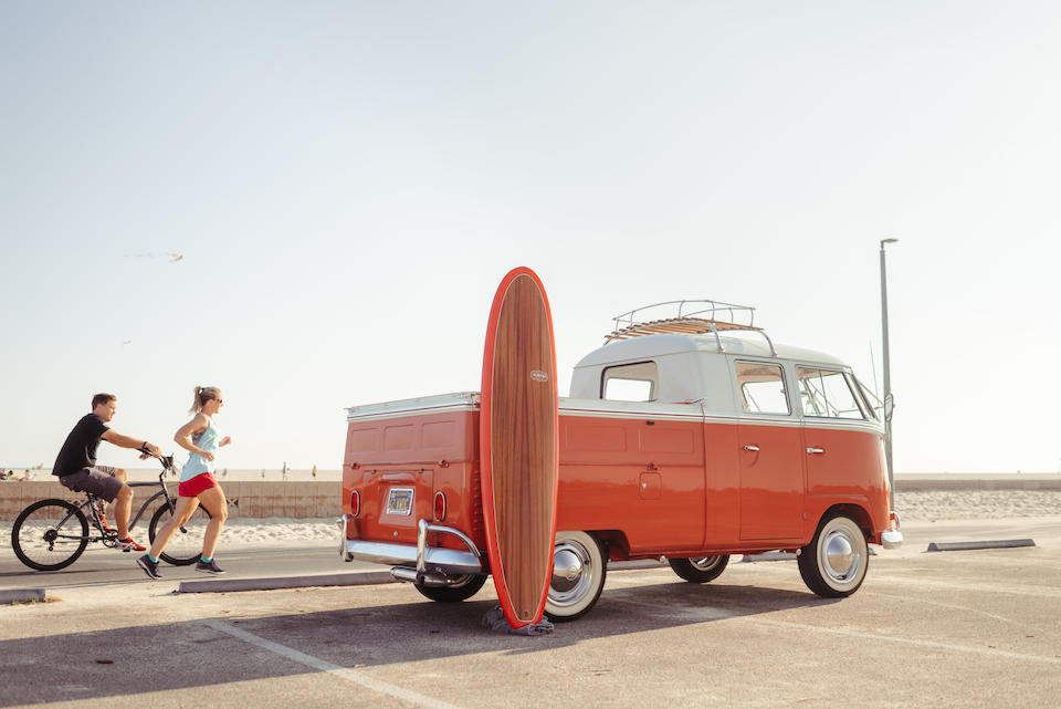 <b>1962 Volkswagen  Dual Cab Transporter</b><br />Chassis no. 908212<br />Engine no. 2031CF