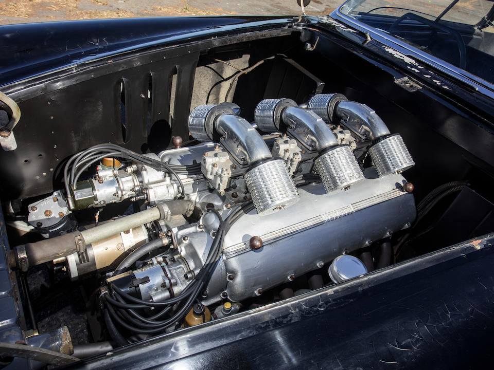 <b>1951 Ferrari 340 America Coupe Speciale</b><br />Chassis no. 0132A<br />Engine no. 0132A