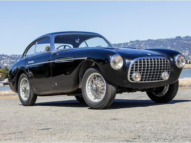 <b>1951 Ferrari 340 America Coupe Speciale</b><br />Chassis no. 0132A<br />Engine no. 0132A