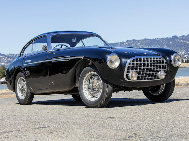 The ex-Johnny Ysmael and William Doheny,1951 FERRARI 340 AMERICA COUPE SPECIALE  Chassis no. 0132A Engine no. 0132A
