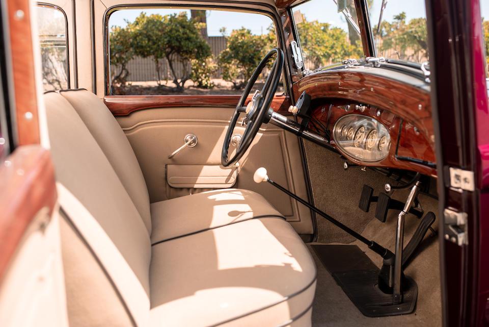 <b>1933 Chrysler CL Custom Imperial Sedan</b><br />Engine no. CL1312