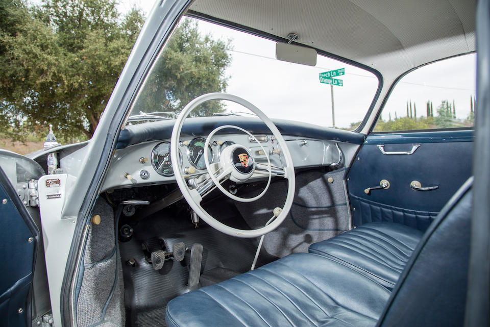 <b>1956 Porsche 356A 1500 Carrera GS Coupe</b><br />Chassis no. 56118<br />Engine no. 90702 (see text)