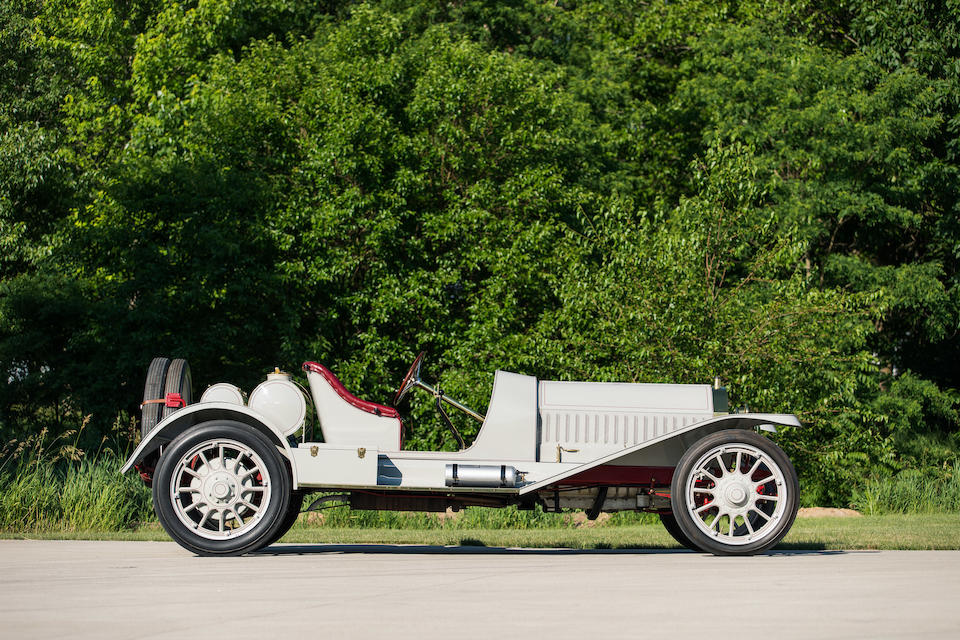 <b>1913 Marmon Model 48 48HP Speedster</b><br />Chassis no. 1613001<br />Engine no. 25811