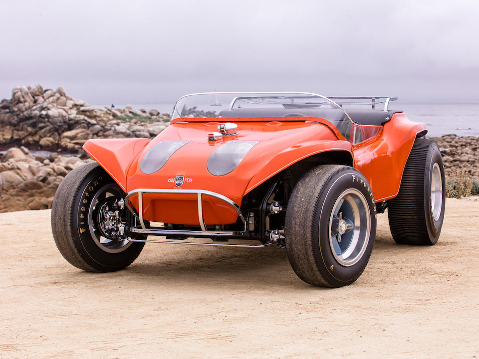 <b>c.1967/68 Con-Ferr Meyers Manx Dune Buggy</b><br />Chassis no. 117358054<br />Engine no. T0629RB