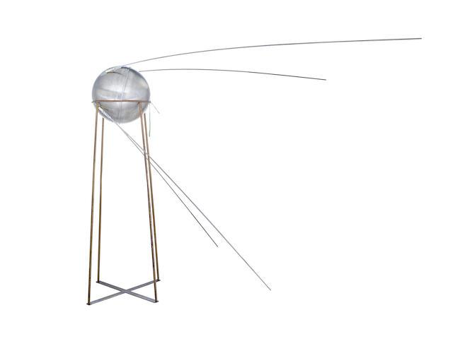 SPUTNIK-1 EMC/EMI LAB MODEL, 1957.