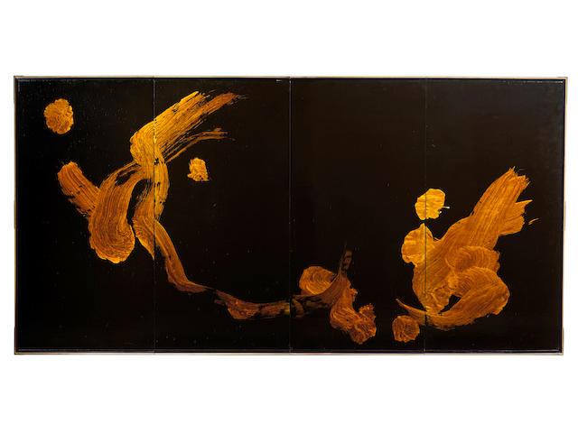 Morita Shiryu (1912-1998) Ryu wa ryu o shiru (Dragon knows dragon), 1967
