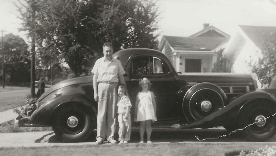 Bonhams : 1935 Pierce-Arrow Model 1245 CoupeChassis no ...
