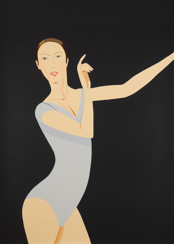 Alex Katz (born 1927); Sarah;