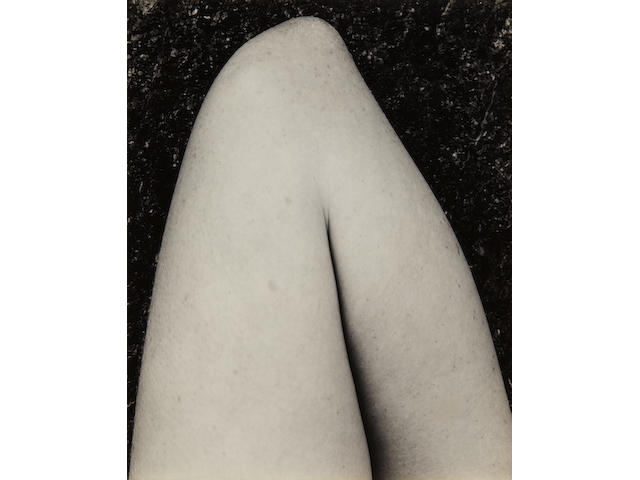 Edward Weston (1886-1958); Elbow;