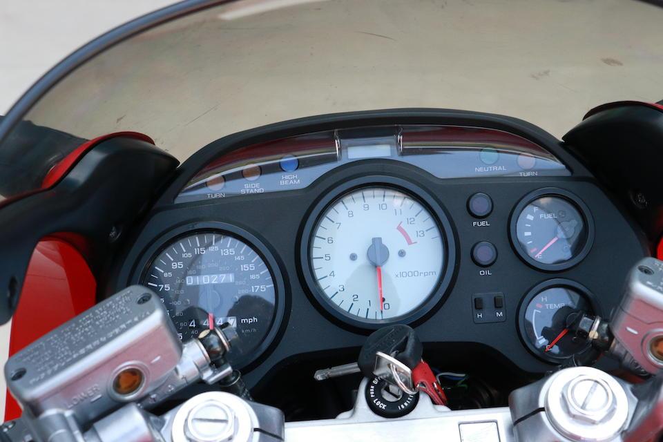 1994 Honda VFR750F Frame no. JH2RC360XRM401169