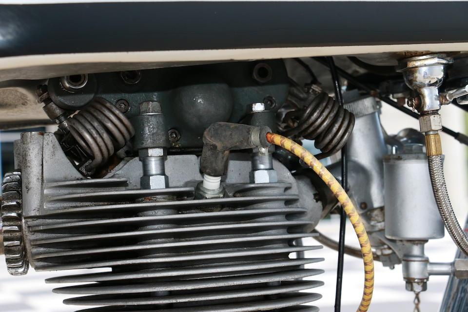 1951 Norton 490cc International Model 30 Frame no. 13166 Engine no. 39352 F11