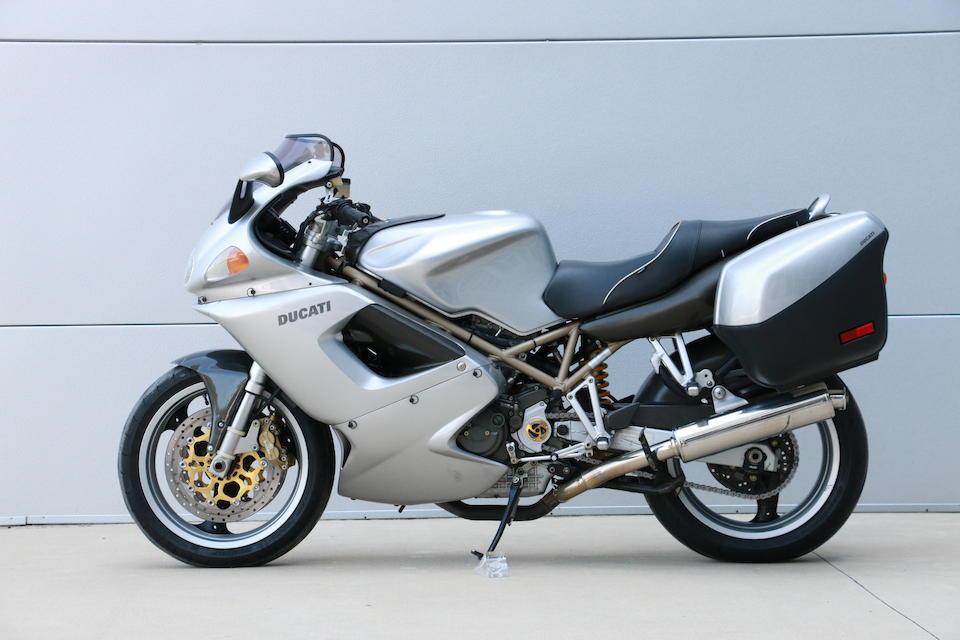 1999 Ducati 996cc ST4 Frame no. ZDM1TB8S3XB000803