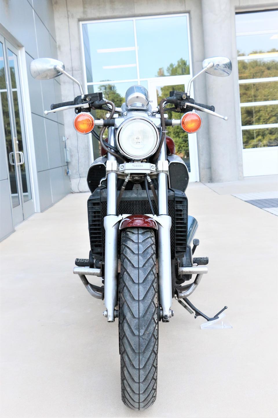 1985 Yamaha 1,198cc V-Max Frame no. JYA1FK0007FA005466 Engine no. 1FK-005466