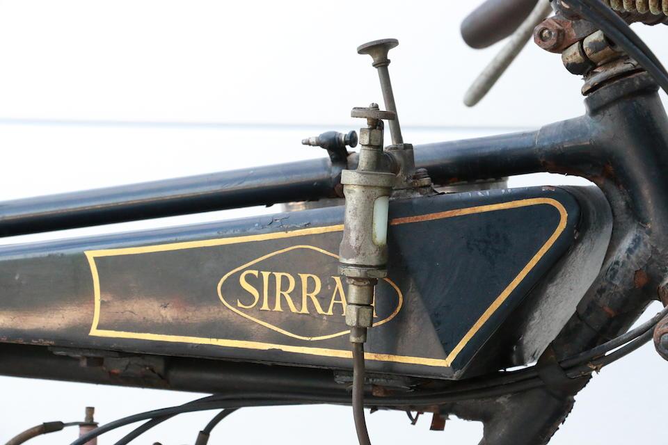 1920 Sirrah 200cc Union Engine no. A287