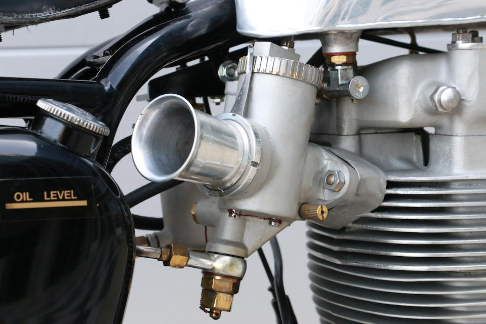 1960 BSA 500cc Gold Star Road Racing Motorcycle            Engine no. DBD.34.GS.2508