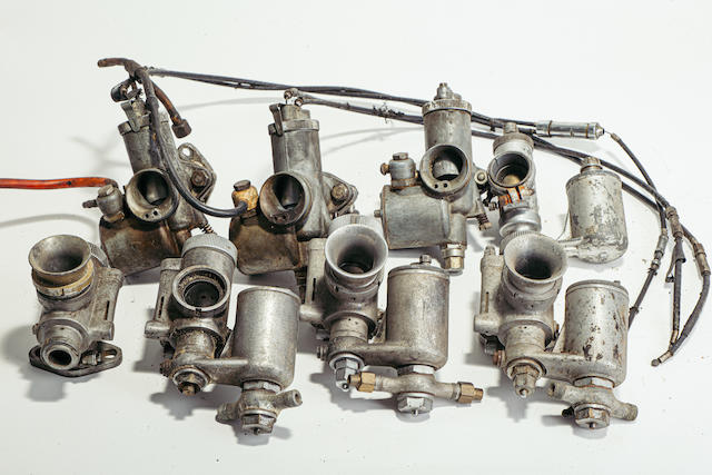 A quantity of Amal carburetors   ((Qty))