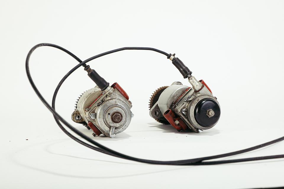 2 Lucas KVFTT magnetos  ((2))
