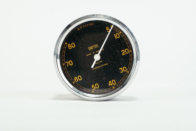 A Smiths tachometer