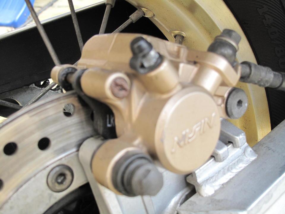 1990 Honda XRV750 RD04 Frame no. RD042002665 Engine no. RD04E2002269