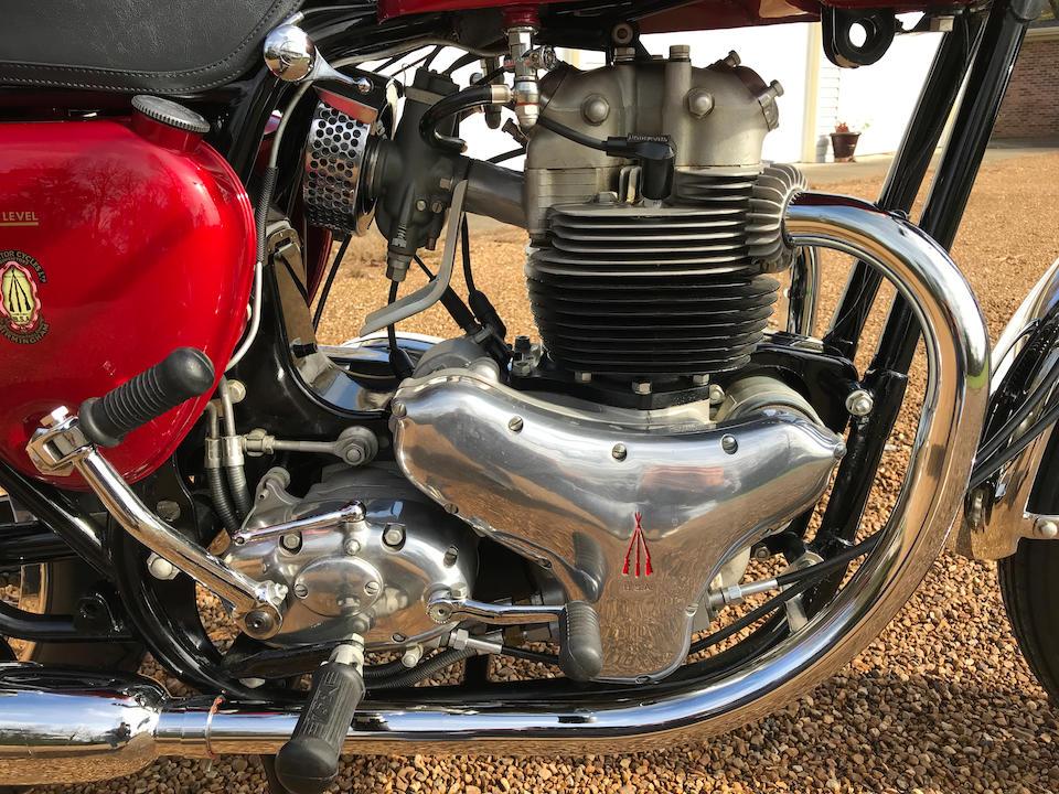1963 BSA Rocket Gold Star Frame no. GA10 987 Engine no. DA10R 9226