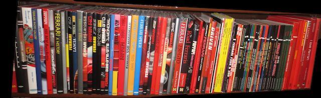 Bonhams Ferrari Books