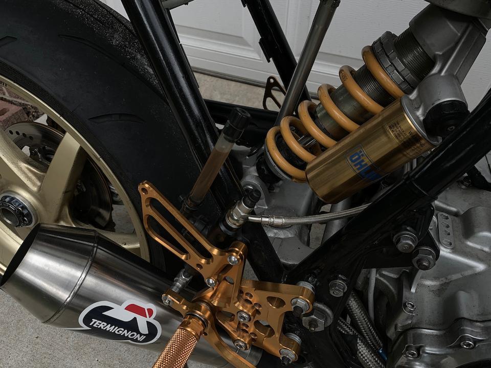 1973 Honda CB750 Custom Frame no. 9510162H8 Engine no. CB750E-2250162