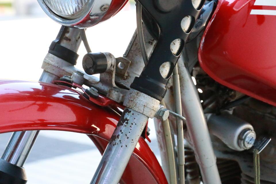 1971 Honda SL350K2 Frame no. SL350-2007395 Engine no. SL350E-2007427