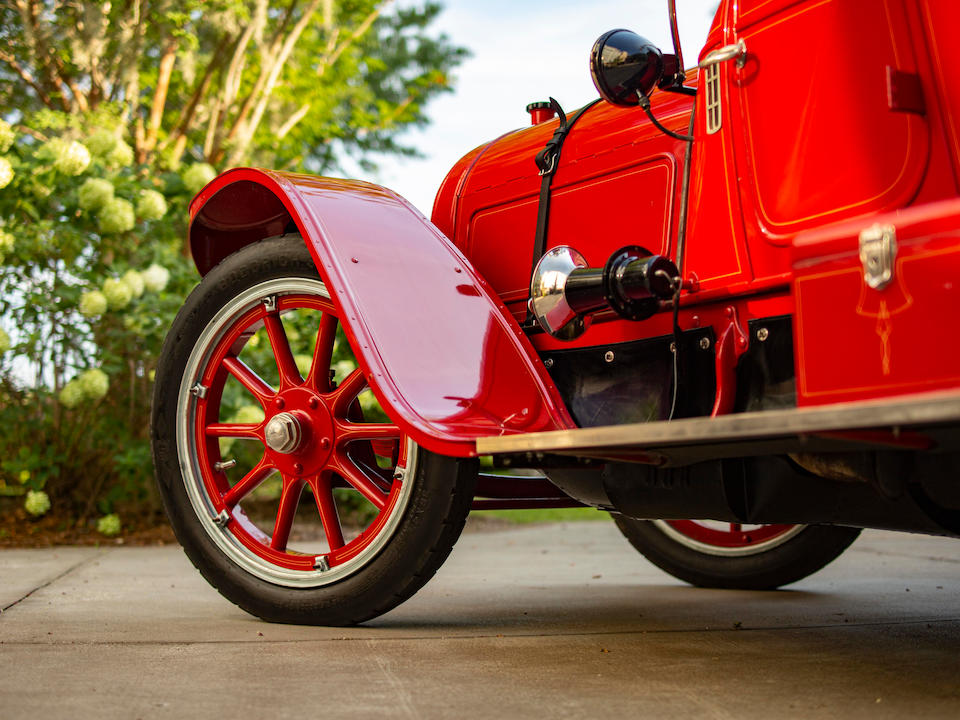 <b>1913 Pope-Hartford Model 33 50HP Touring</b><br />Chassis no. 00662<br />Engine no. 1790