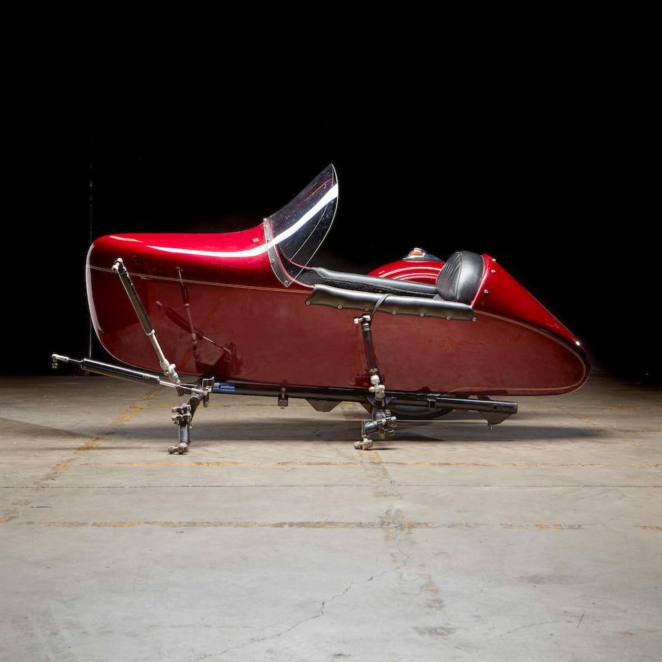 c.1967 Harley Davidson Sidecar,