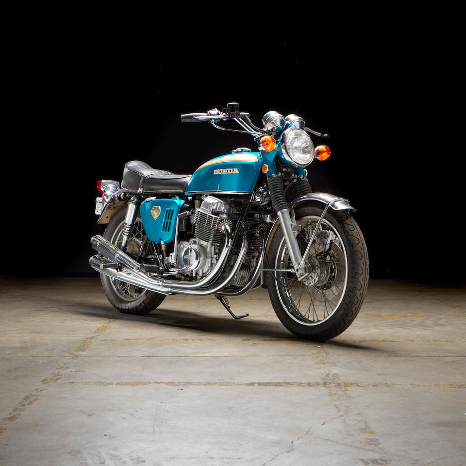 1970 Honda CB750 K0 Frame no. CB 750 1059606 Engine no. CB750E1060074