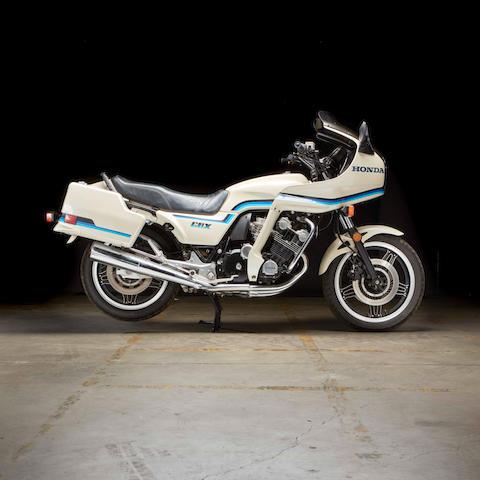 1981 Honda CBX1000 Touring Frame no. JH2SC0602CC402314 Engine no. SC08E2402293