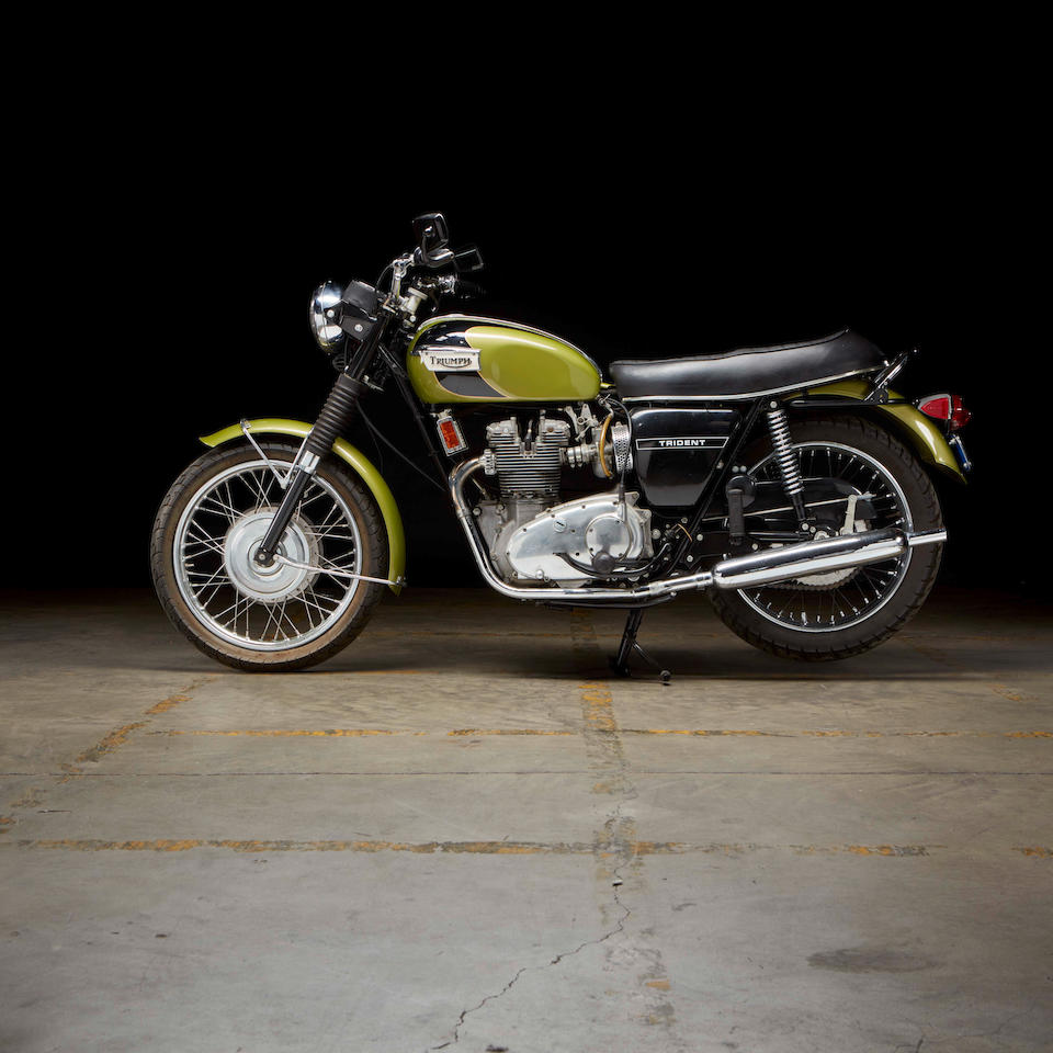 1969 Triumph 749cc T150 Trident Frame no. CC02564T150T Engine no. CC02564T150T