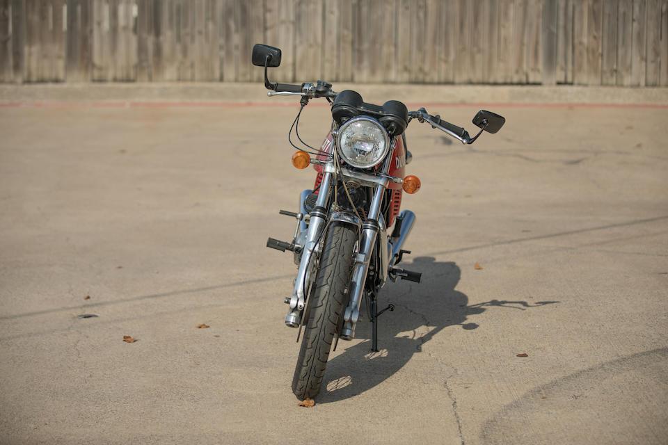 1972 Ducati 750 GT Frame no. DM750S751391 Engine no. DM750 751465