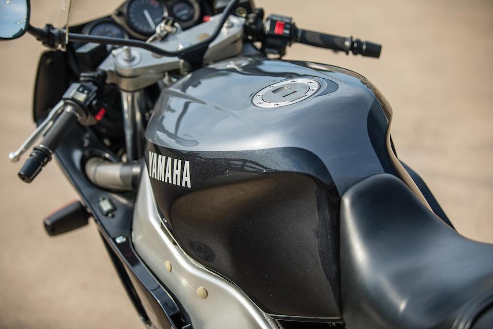 1990 Yamaha FZR1000 Frame no. JYA3LKE02LA007776 Engine no. 3LK 007776