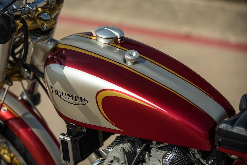 1969 Triumph Trident T150 Frame no. CCO2455T150T Engine no. CCO2455T150T