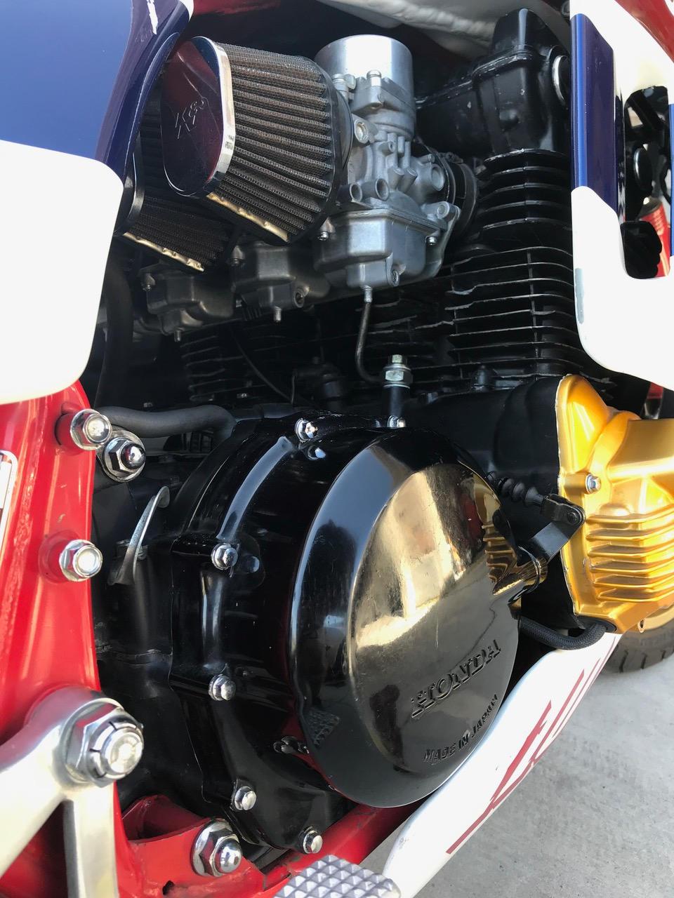 1983 Honda CB1100R Frame no. SC08-2100879 Engine no. SC05E-2200954