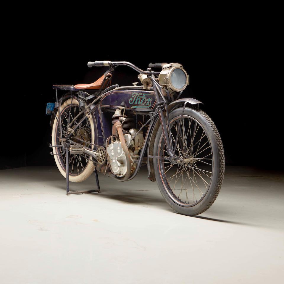 1913 Thor 500cc Single Engine no. 13M28