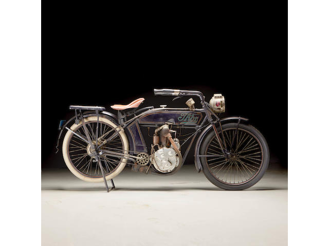 1913 Thor 500cc Single Engine no. 13M28