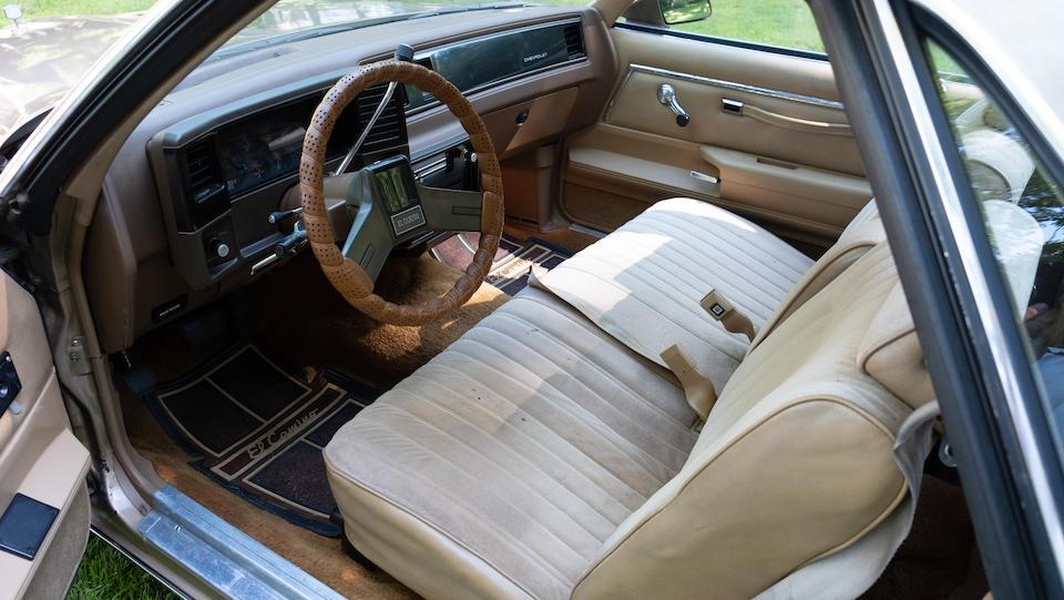 <b>1986 Chevrolet El Camino</b><br />VIN. 3GCCW80H3GS913340