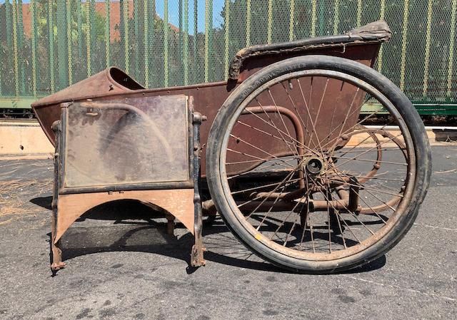 c. 1915 National Sidecar