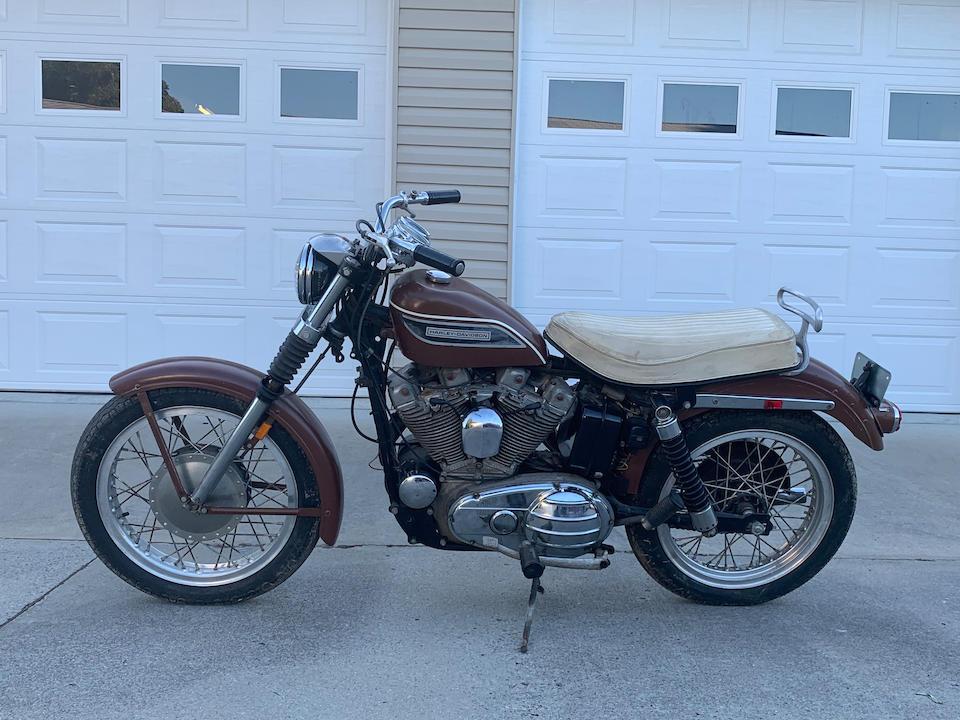 1969 Harley-Davidson 883cc XLCH Frame no. 69XLCH1241 Engine no. 16581-57