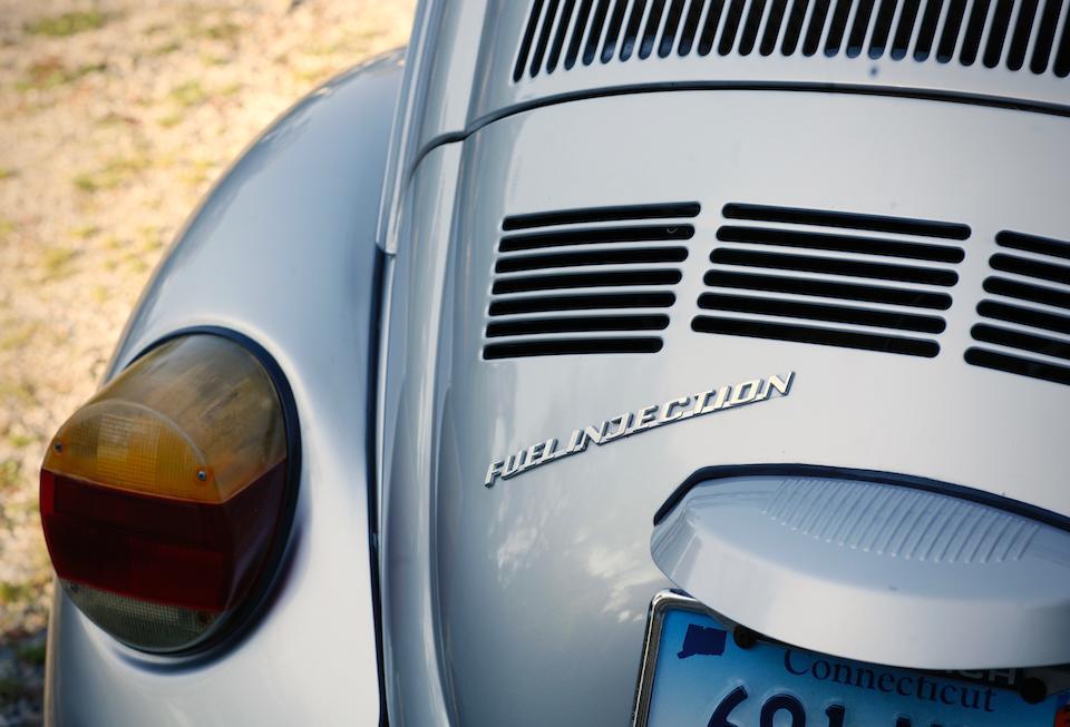 <b>1977 Volkswagen Beetle</b><br />Chassis no. 1172082281<br />Engine no. AJ116173